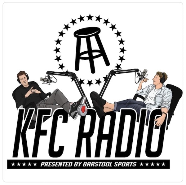 Barstool Podcast with Nicky Cass